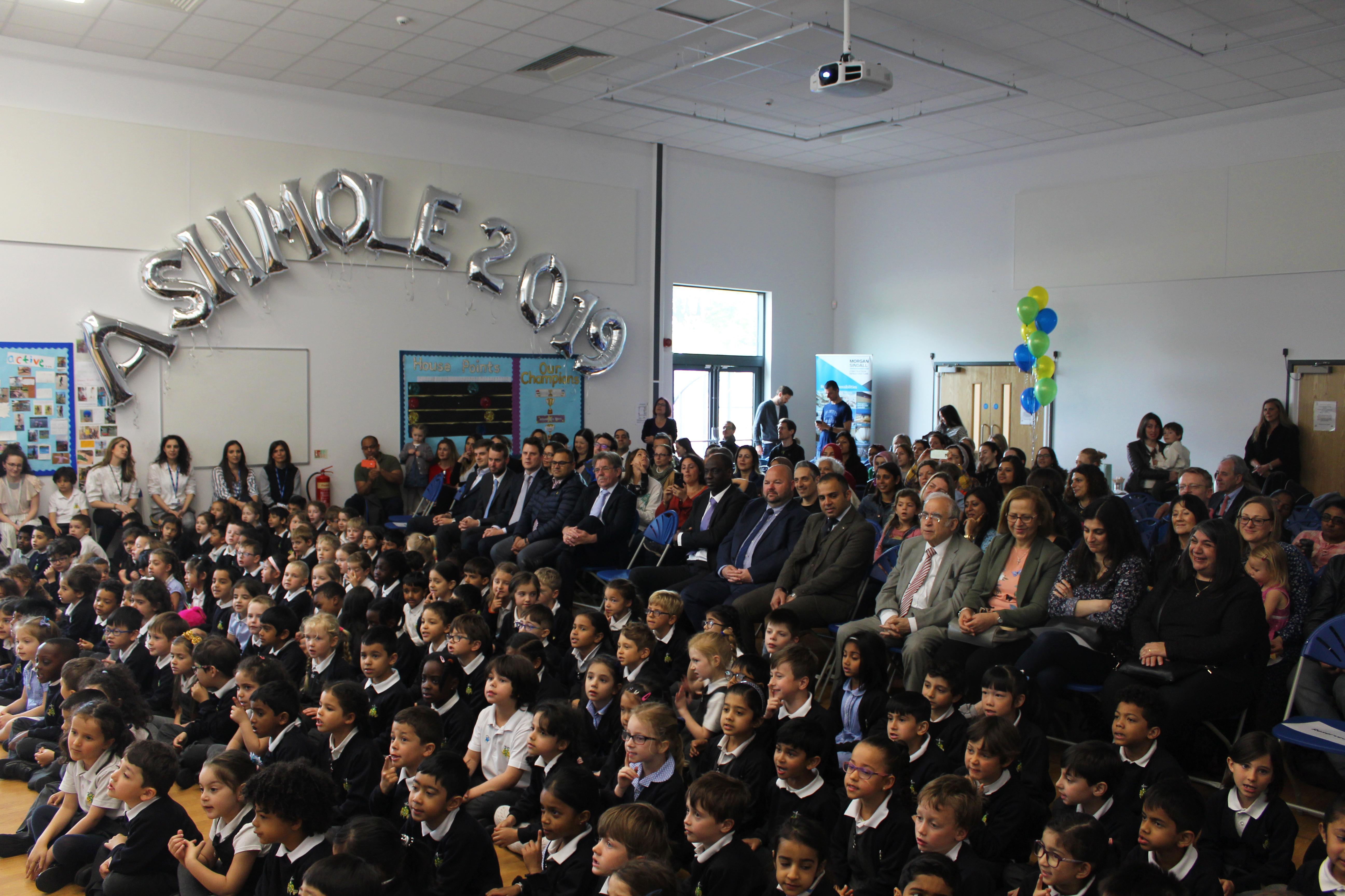Ashmole Primary 2019